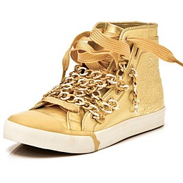 UES Nise Gold Sneakers $415