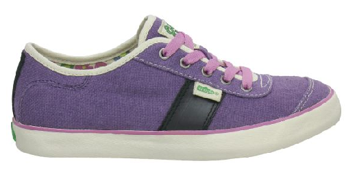 CARat Mulled Grape Sneakers - $55