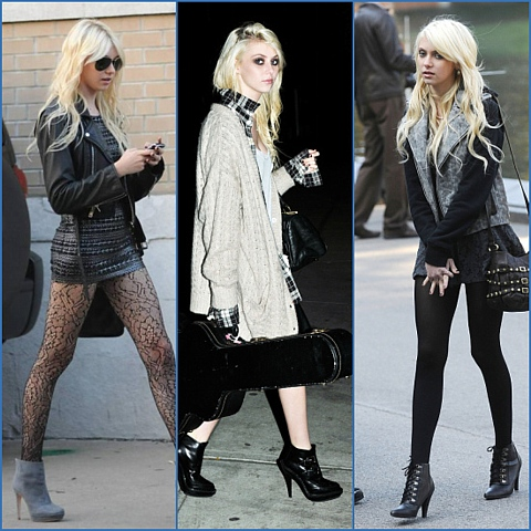 8 Brand | Taylor Momsen's Fashion & Style | Steal Her Style