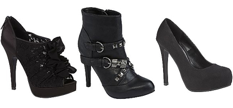 Kardashian Kollection shoes